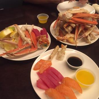 Hokkaido Seafood Buffet Long Beach