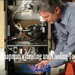 Photo Of Chapman S Heating And Cooling Chicago Il United States Repair