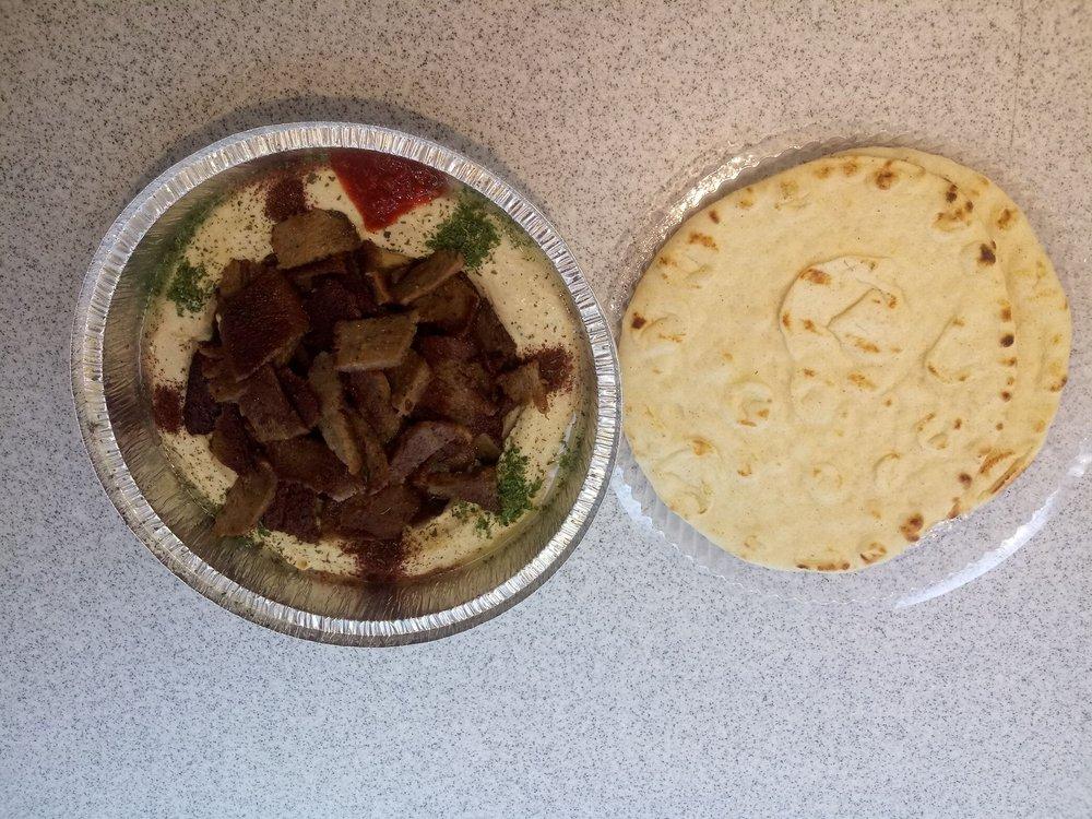 Falafel Cafe: 2300 Bernadette Dr, Columbia, MO