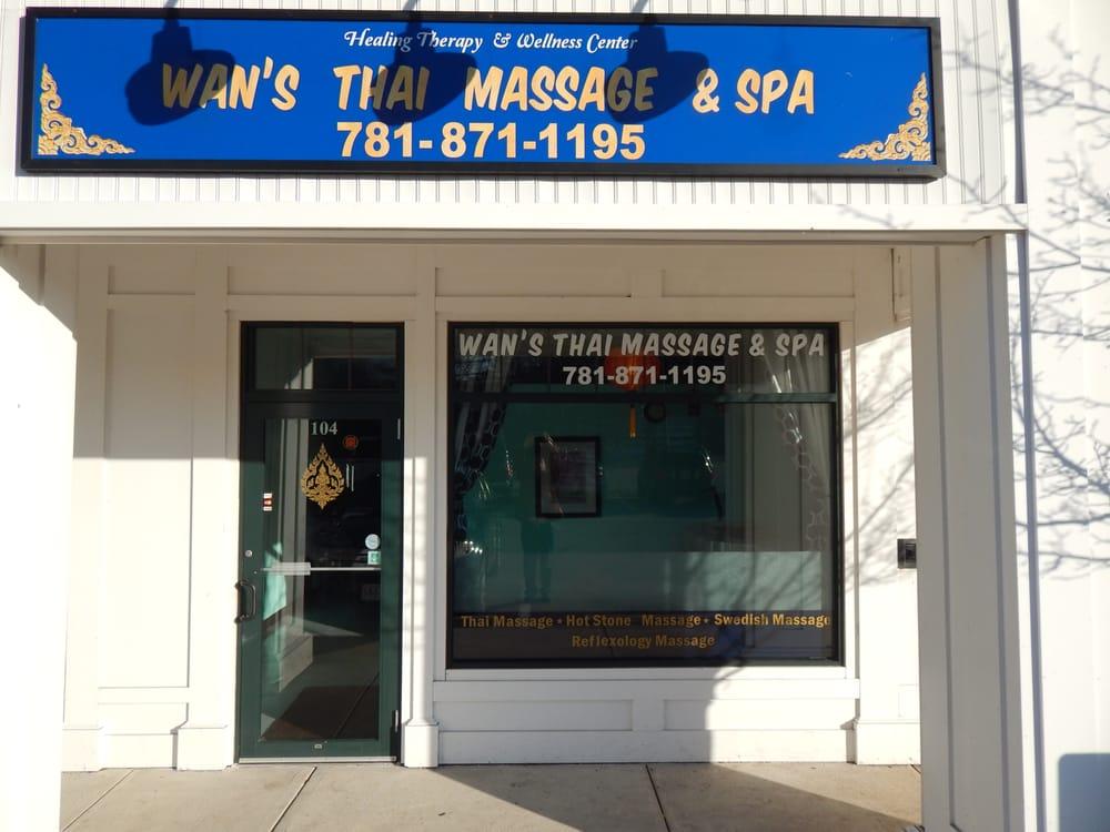 Wan's Thai Massage & Spa: 1035 Bedford St, Abington, MA