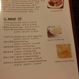 photo of asia kitchen knoxville tn united states their main menu - Asia Kitchen Menu