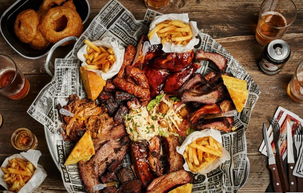 Red's True Barbecue - Liverpool