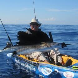Deep blue kayak fishing 20 photos fishing 2519 sw for Boynton beach fishing