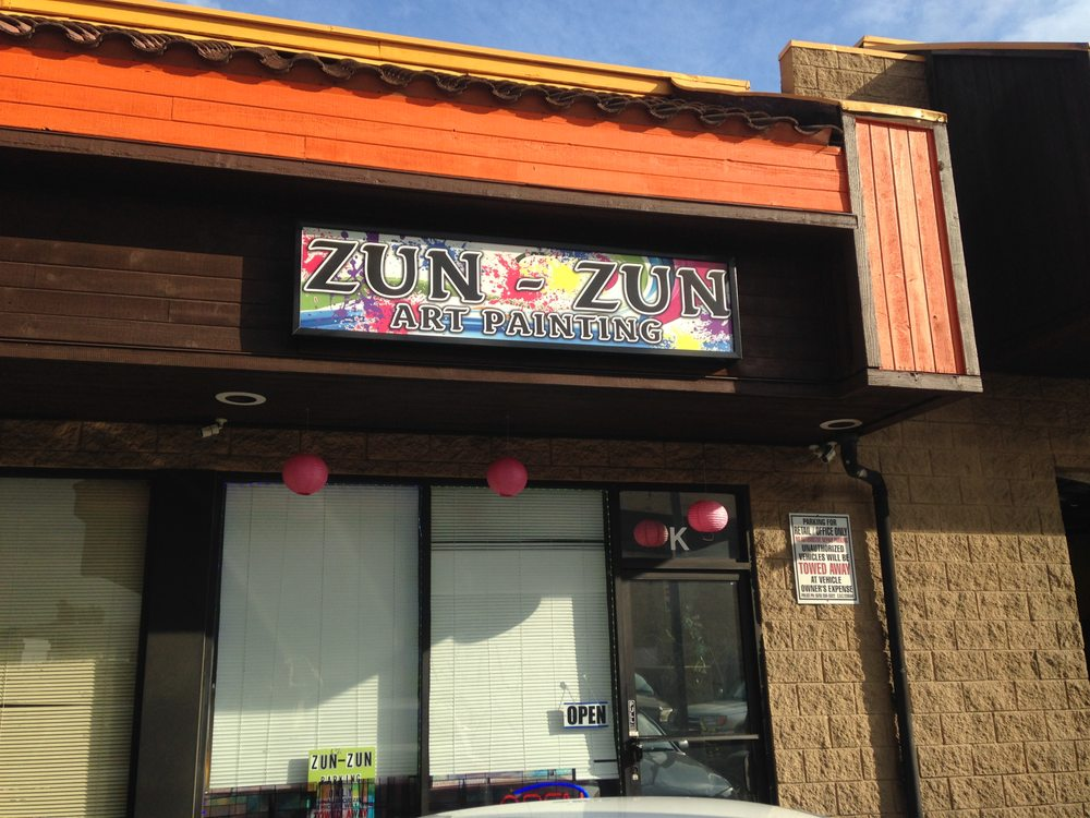 Zun Zun Body Paint: 14600 Valley Blvd, La Puente, CA