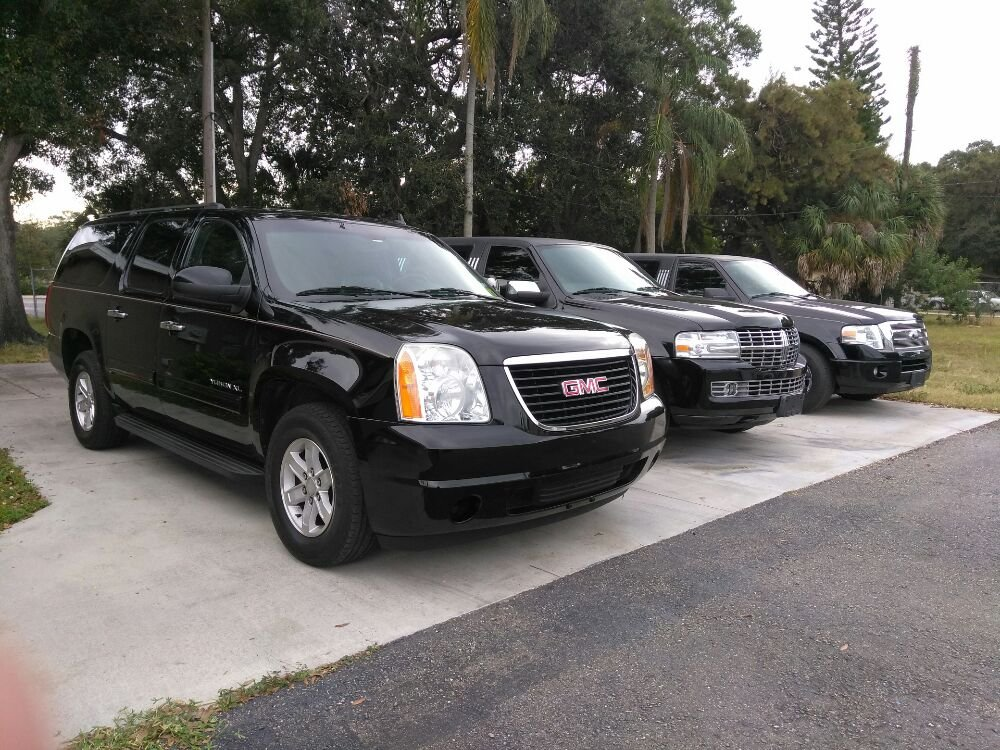 Compass Limo of Tampa Bay: 10740 62nd Ave, Seminole, FL