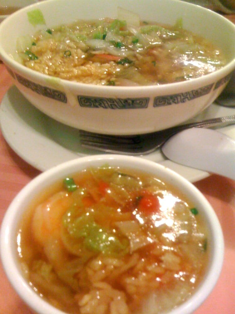 Sizzling Rice Soup - Yelp
