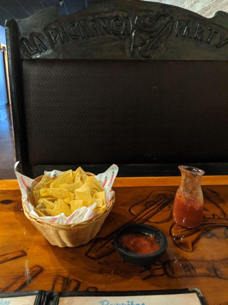 Food from La pachanga1 Mexican Restaurante