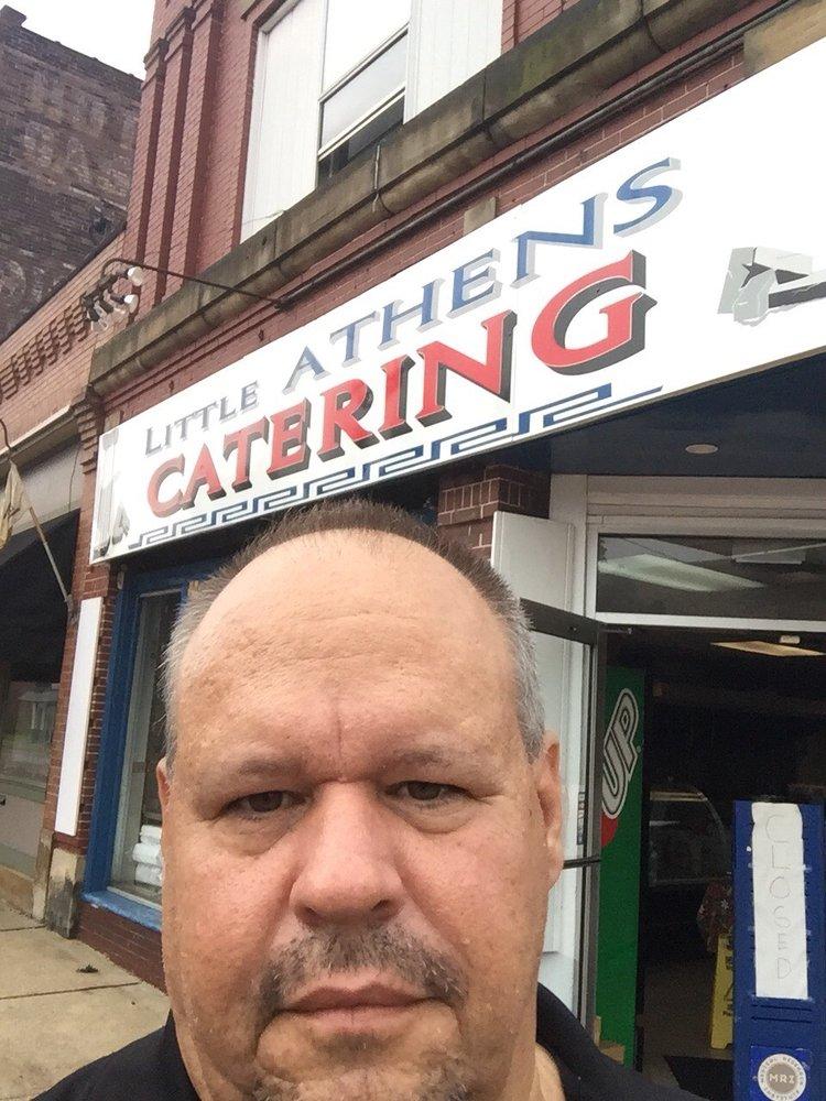 Little Athens Catering: 499 Merchant St, Ambridge, PA