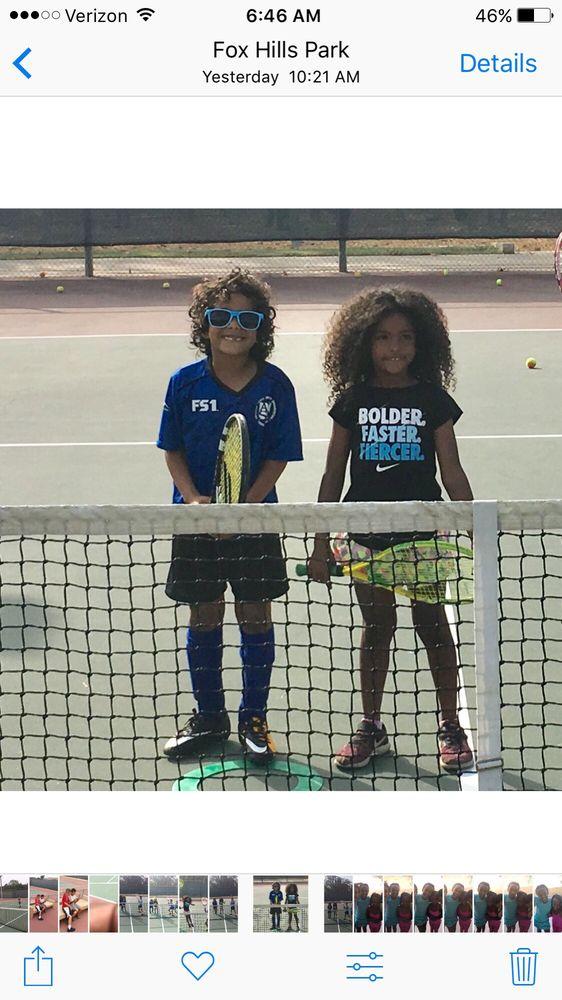 Tennis for Kids LA: Culver City, CA