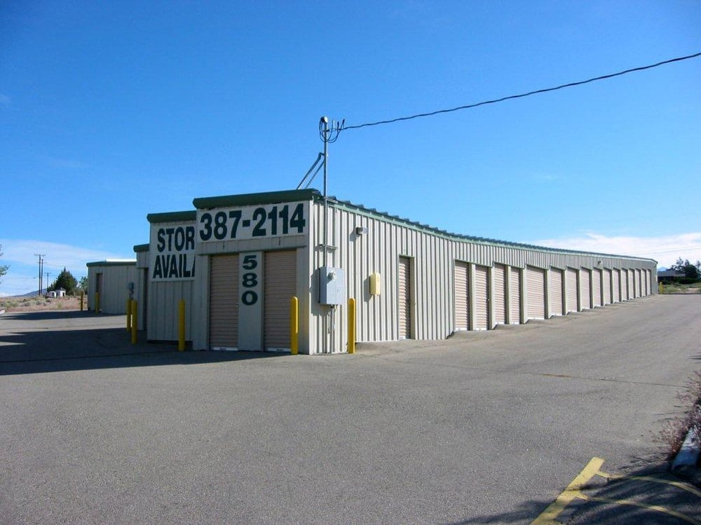 Roundup Self Storage: 580 Mill Creek Rd, Bishop, CA