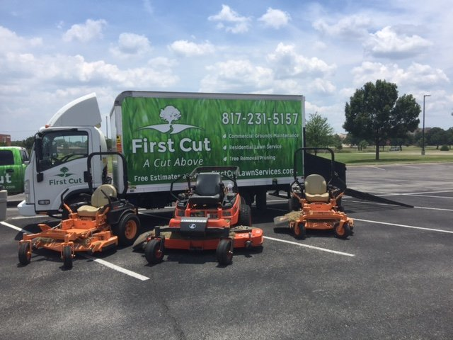First Cut Lawn Services