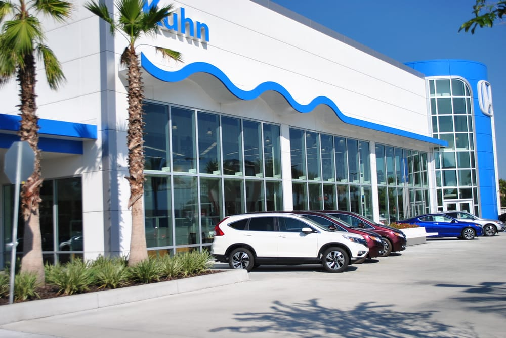 Kuhn honda 40 photos 48 reviews car dealers 2522 n for Honda dealership tampa