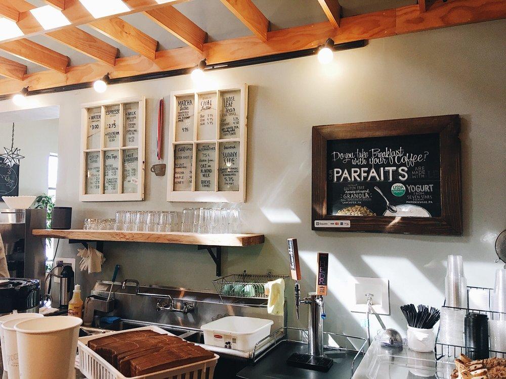 Penstock Coffee Roasters