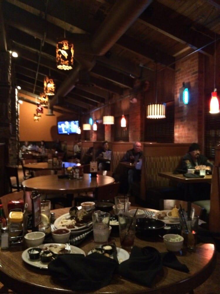Great american steakhouse 22 photos 37 avis viandes for Great american el paso
