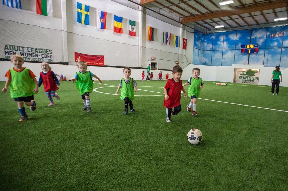 Beaverton Indoor Soccer