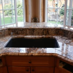 Photo Of A T Countertops   Auburn, WA, United States. Another Happy  Customer!