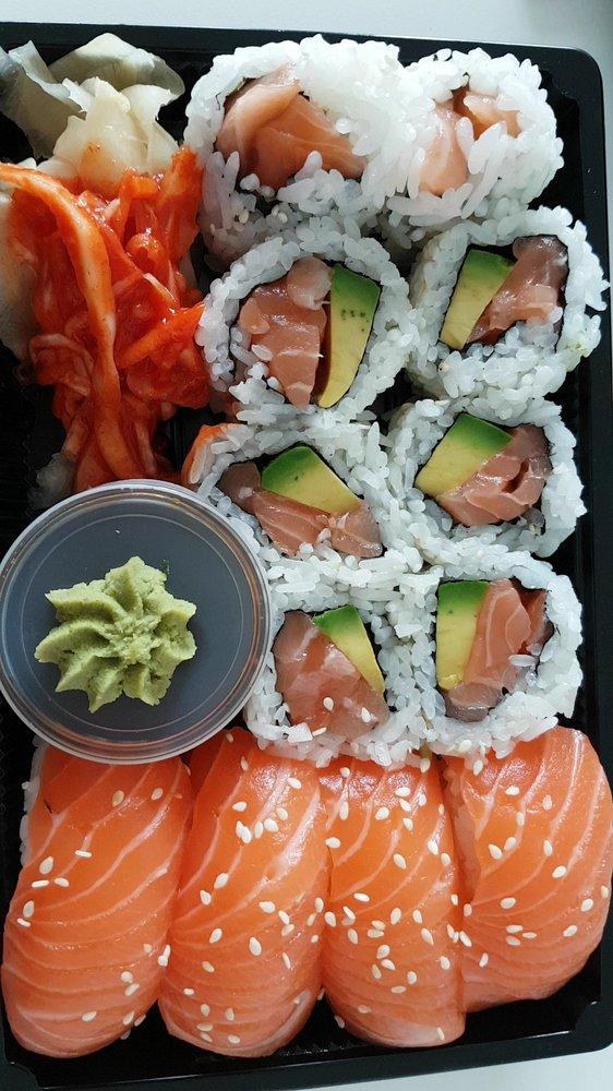 Nam Nams Sushi Og Varm Mat 10 Photos Sushi Bars Pilestredet 65