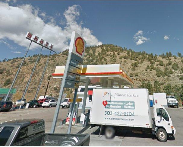Texaco Scorpion: 2808 Colorado Blvd, Idaho Springs, CO