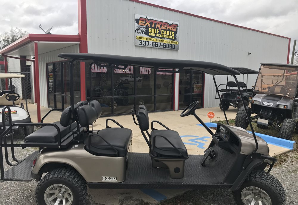 Extreme Golf Carts & Accessories: 2872 Grand Point Hwy, Breaux Bridge, LA