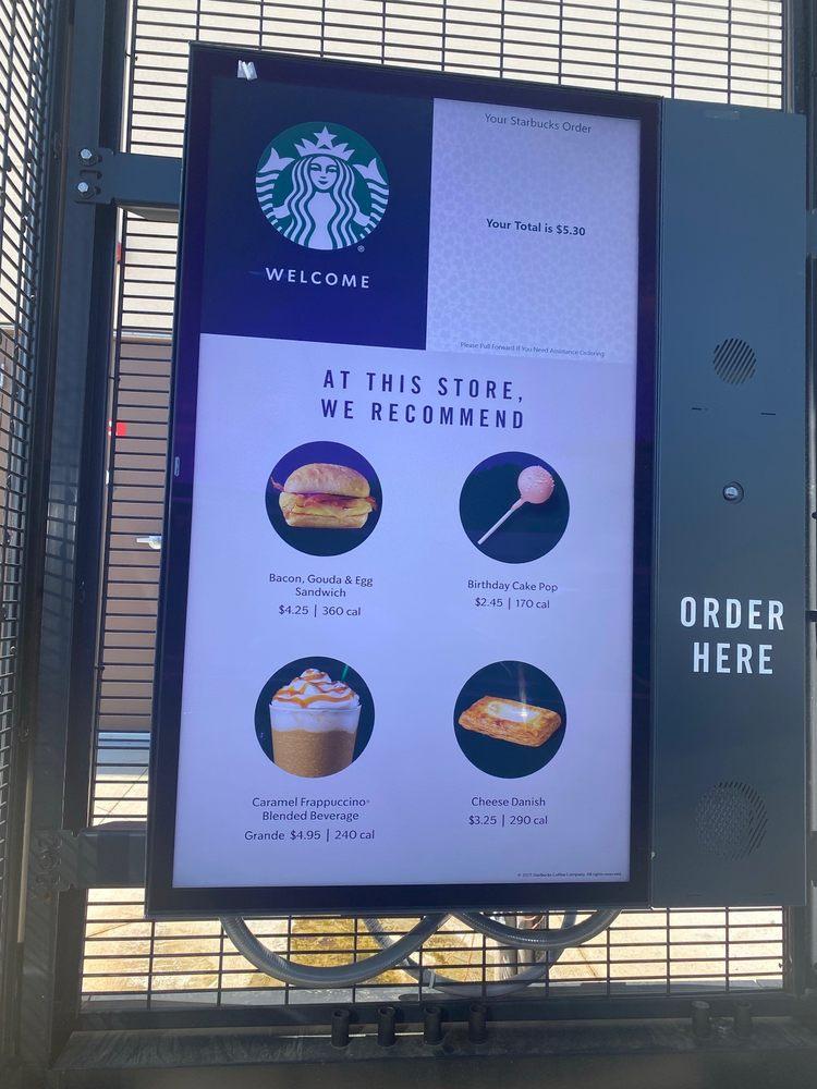 Starbucks: 9484 Highway 5, Douglasville, GA