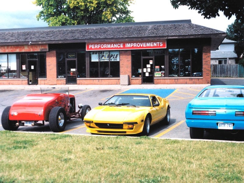 Performance Improvements Speed Shops Performance Auto Parts Stores