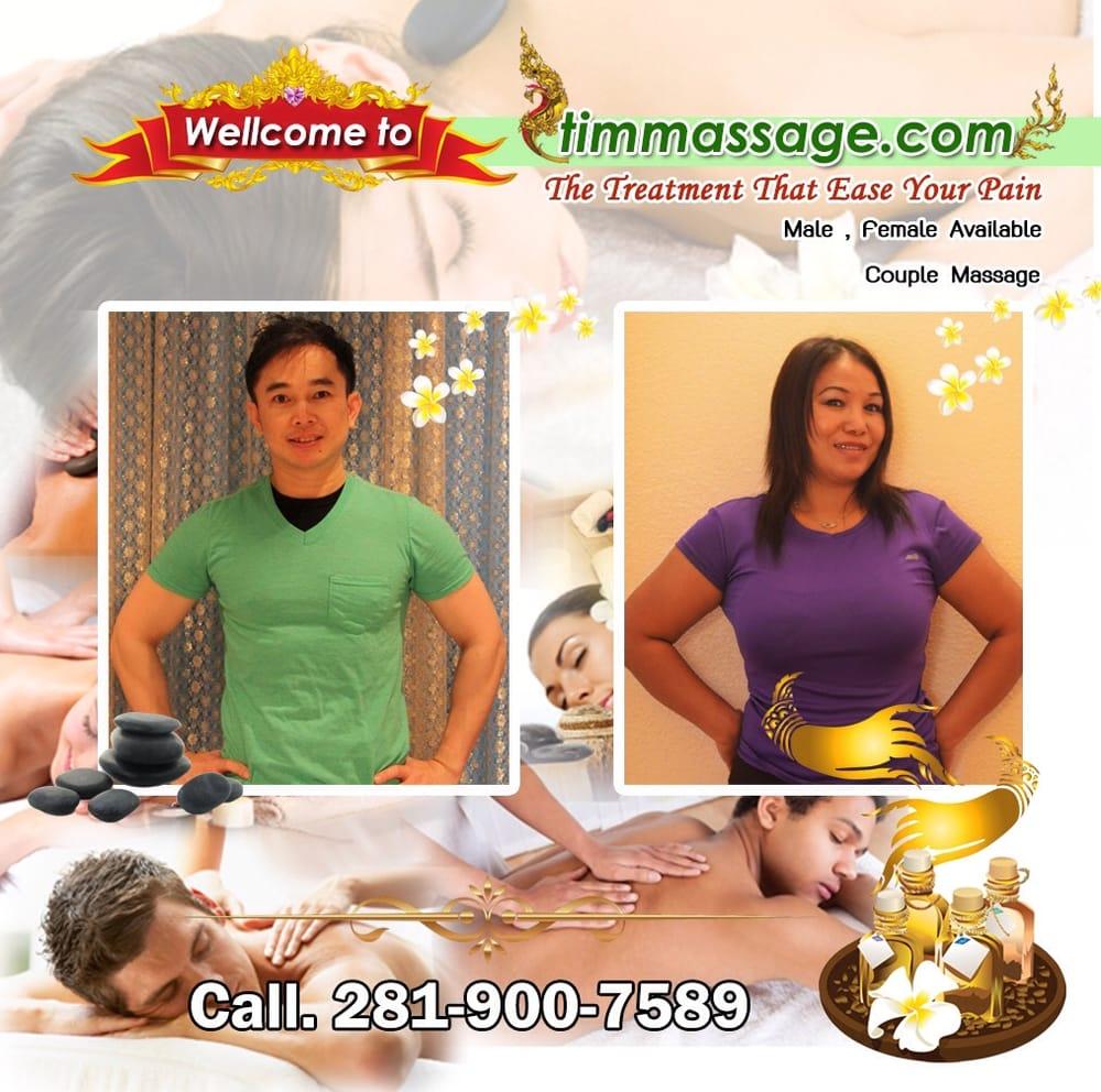 Tim Thai Massage: 822 Durham Dr, Houston, TX