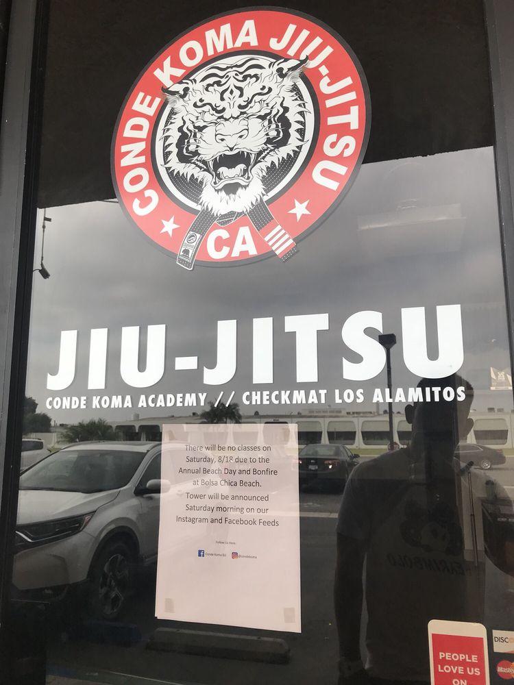 Conde Koma Jiu-Jitsu