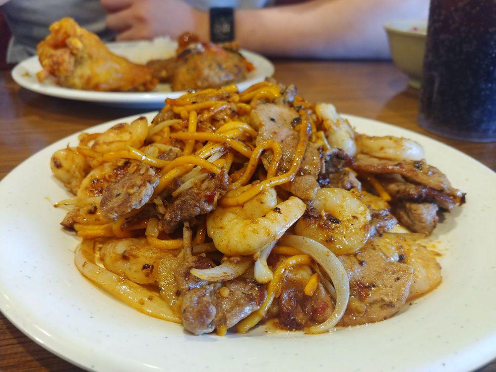 Asihi Asian Cuisine Hibachi & Buffet: 7648 Hwy 70 S, Nashville, TN