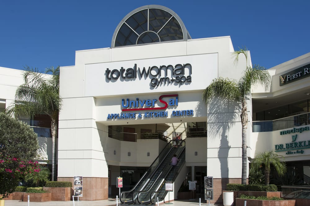 Total Woman Gym + Spa - Los Angeles
