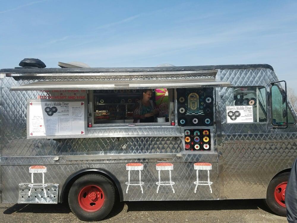 Marys Mobile Diner Food Truck