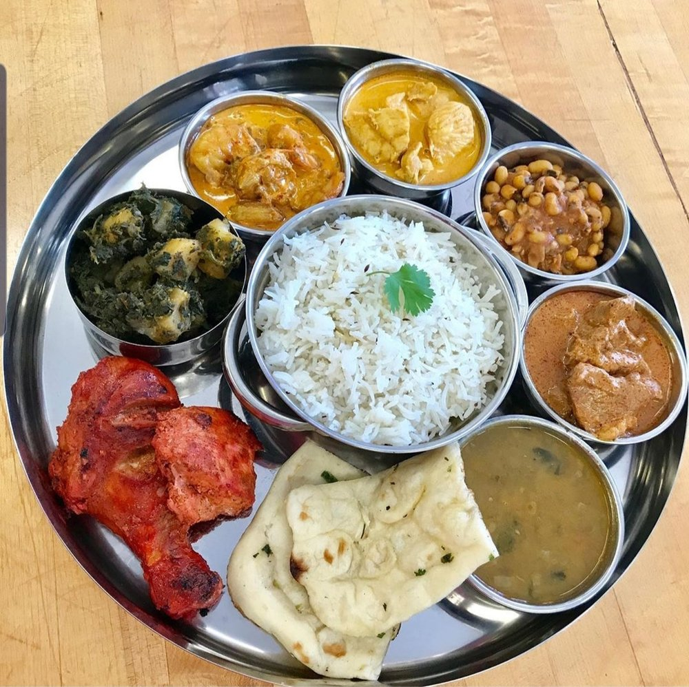 Jaya's Indian Cuisine: 1020 N May St, Southern Pines, NC