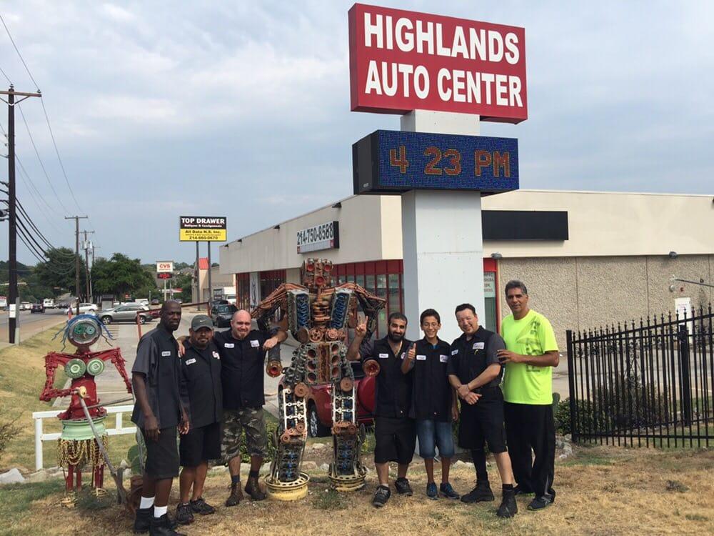 Highlands Auto Center