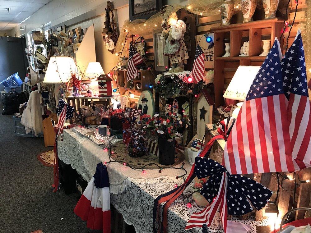 Threads For ED Thrift Store: 210 1st Ave, Backus, MN