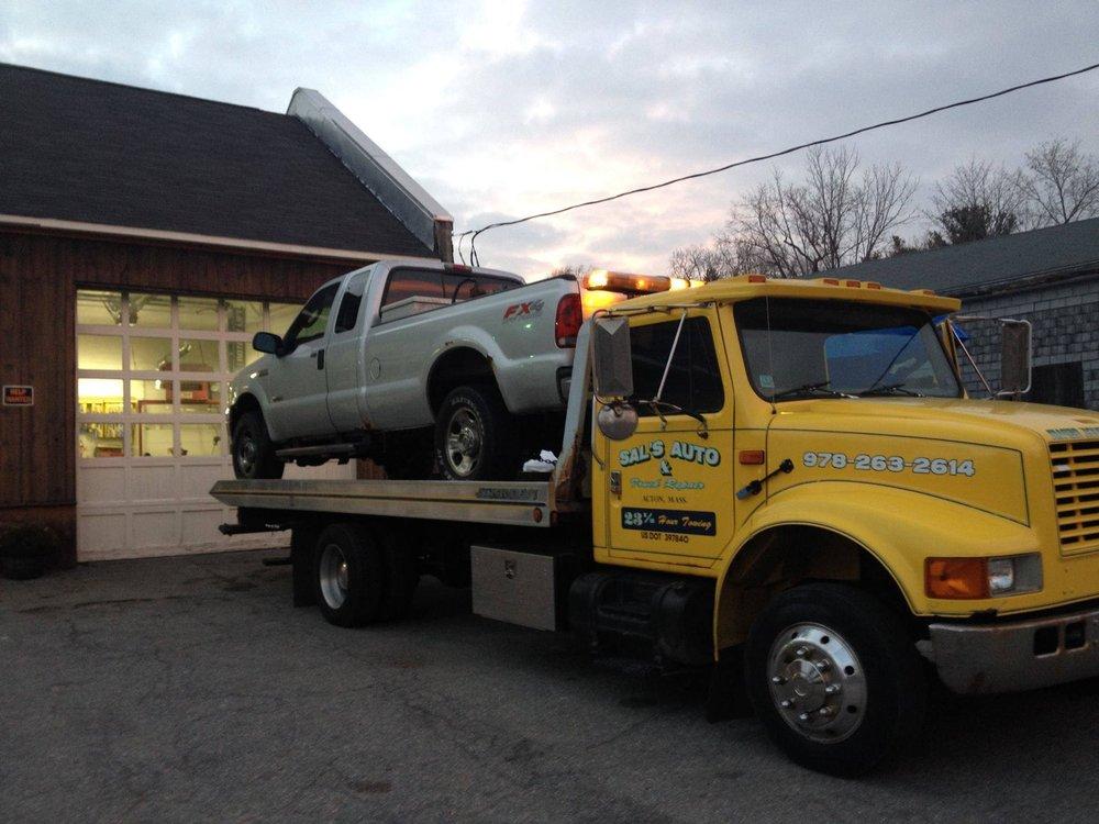 Photo Of Salu0027s Auto U0026 Truck Repair   Acton, MA, United States. Need