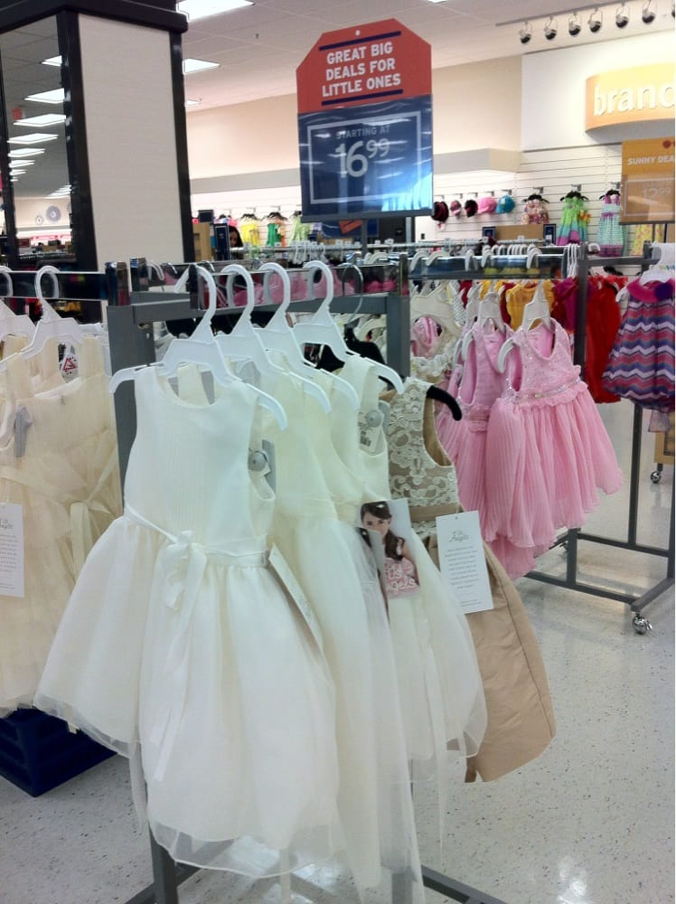 f471ec6a3b4a Photo of Marshalls - Vancouver, BC, Canada. Cute girls' dresses for $16