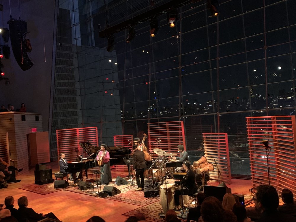 Jazz at Lincoln Center - The Appel Room