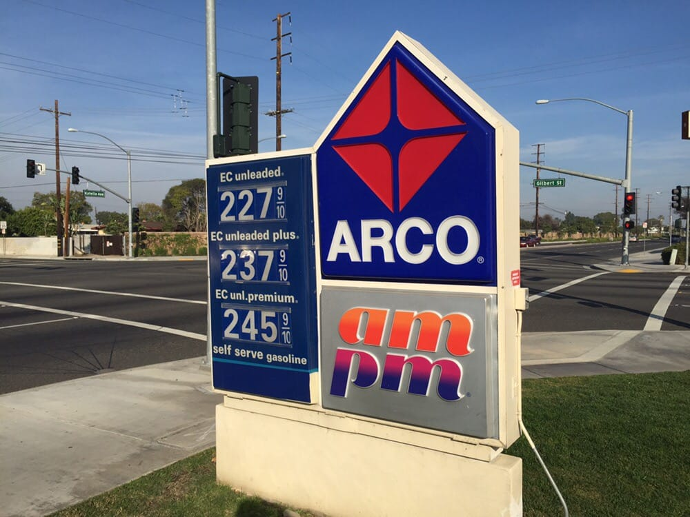 Arco Gas Station Near Me >> Arco Gas Station 13 Reviews Gas Stations 9472 Katella Ave