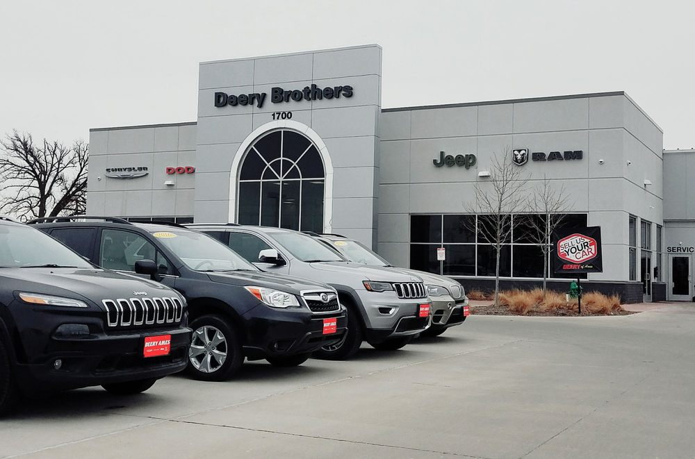 Ames Car Dealers >> Deery Of Ames 31 Photos 10 Reviews Auto Parts Supplies