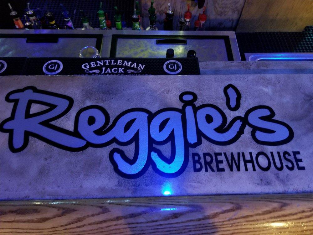 Reggie's Brewhouse: 220 N Cedar Ave, Owatonna, MN