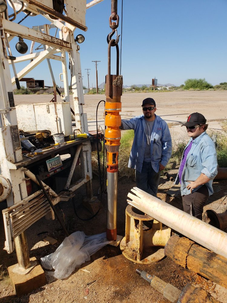 Welch Pump: 22901 W Beloat Rd, Buckeye, AZ
