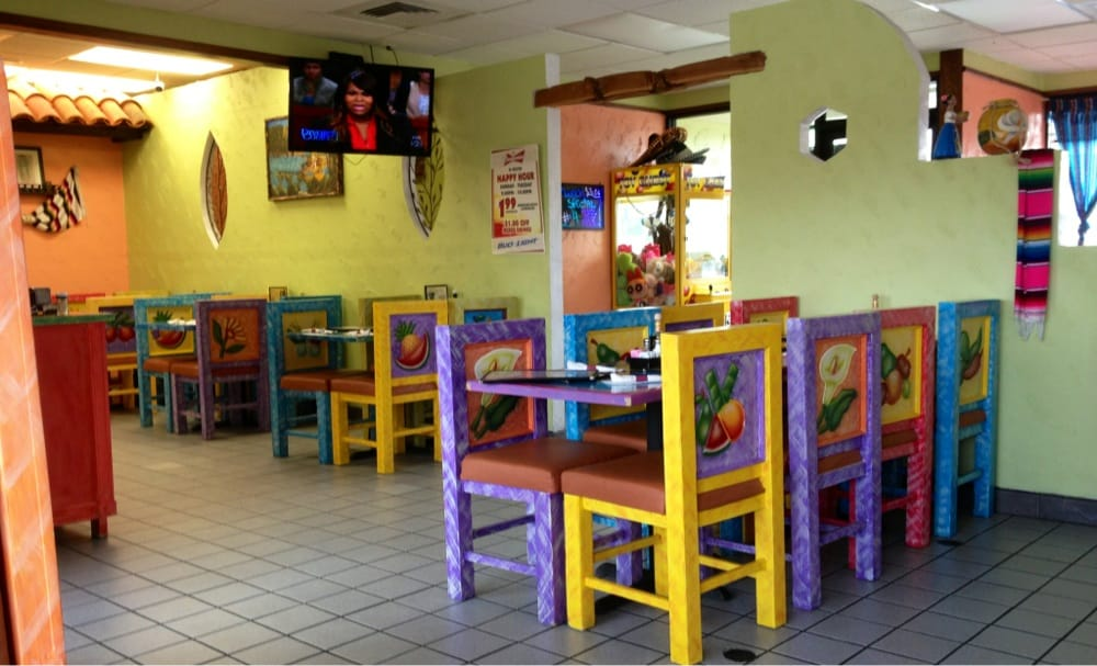 Mexican Restaurants In St Peters