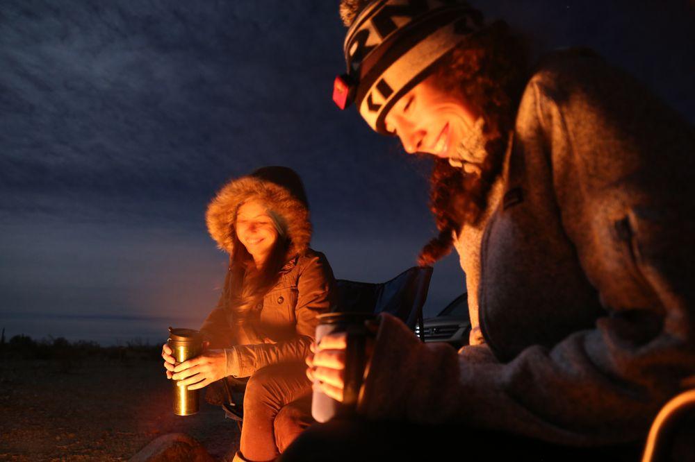 Zoe Gillis, MFT Wilderness Retreats