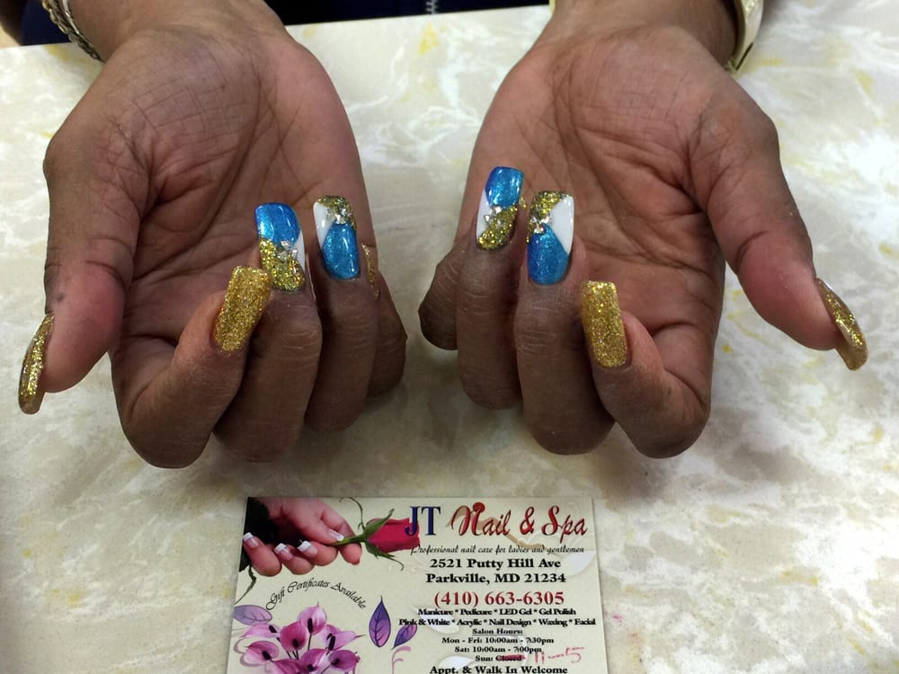 Photos for JT Nails & Spa - Yelp
