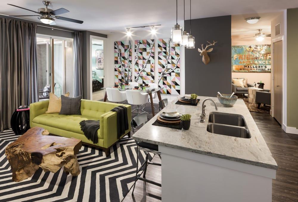 Arpeggio Victory Park Apartments Dallas