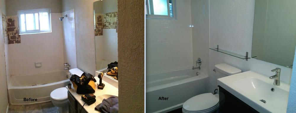 Bathroom Remodel Yelp