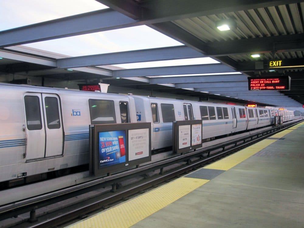 Daly City Bart Station Yelp