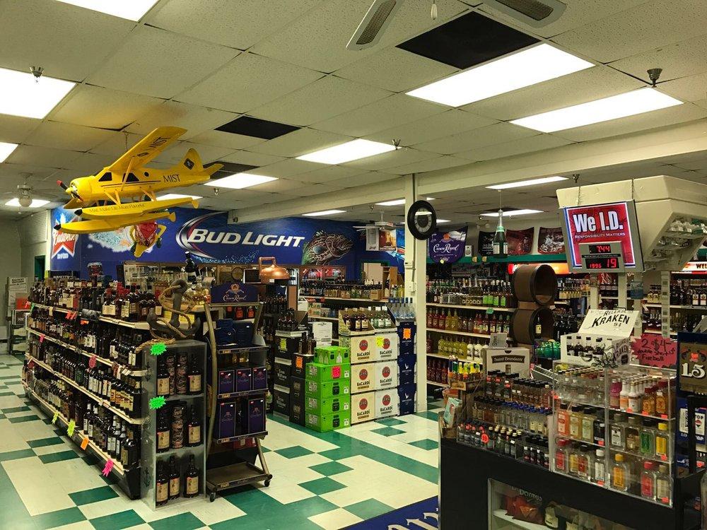 Big B Liquors: 1820 S Ridgewood Ave, Edgewater, FL