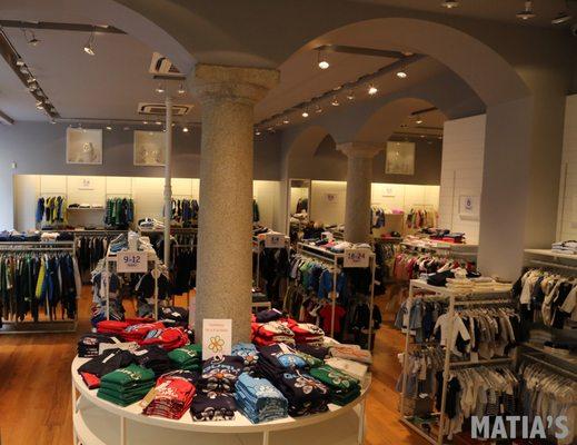 Matia\'s Fashion Outlet - Children\'s Clothing - Via Eugenio Balzan ...