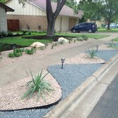 River rock lawn and landscaping 68 photos 33 reviews for Landscaping rocks austin