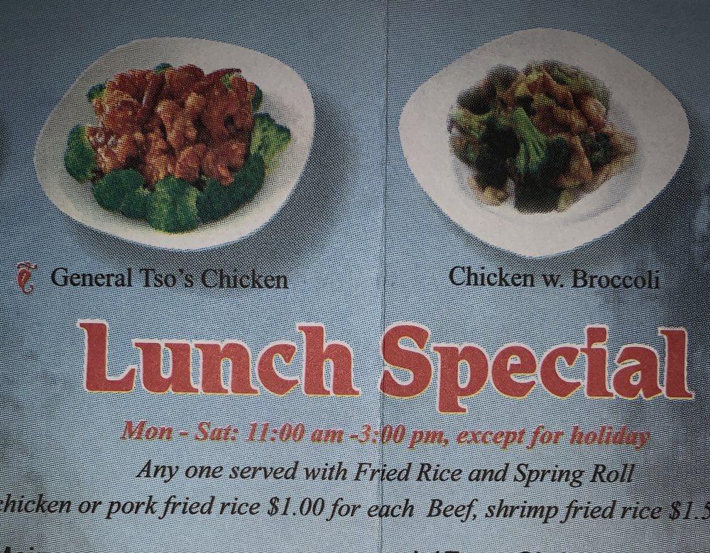 No 1 Restaurant: 102 E South Main St, Littleton, NC